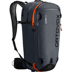 Ortovox Ascent 32 Backpack Black Anthracite